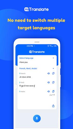 Hi Translate - Chat translator apktram screenshots 6