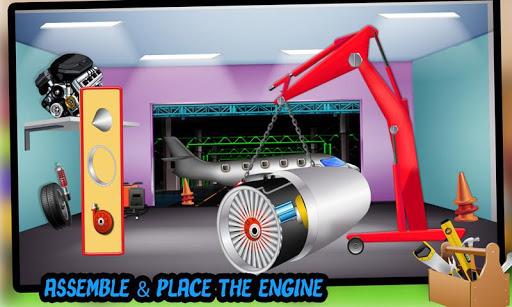 Build an Airplane u2013 Design & Craft Flying Plane 1.0.8 screenshots 2