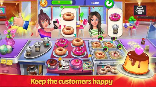 restaurant master : kitchen chef cooking game screenshot 3