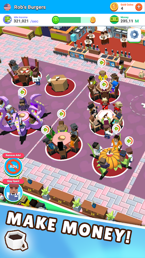 Idle Diner! Tap Tycoon 51.1.154 screenshots 6