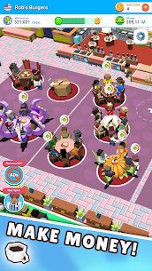Idle Diner! Tap Tycoon Mod Apk (Unlimited Money) 6