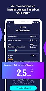 Hedia - Personal Diabetes App