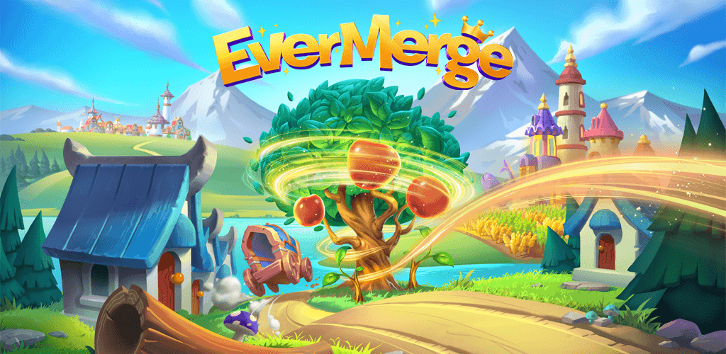 EverMerge: Merge 3 Puzzle poster 0