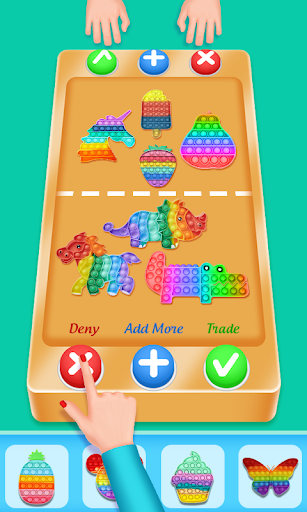 Mobile Fidget Toys 3D- Pop it Relaxing Games 1.0.10 screenshots 9