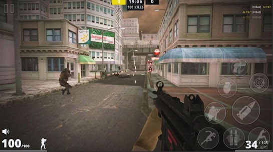 FireForce Online – 3D FPS Shooter Game Hack Android and iOS 1
