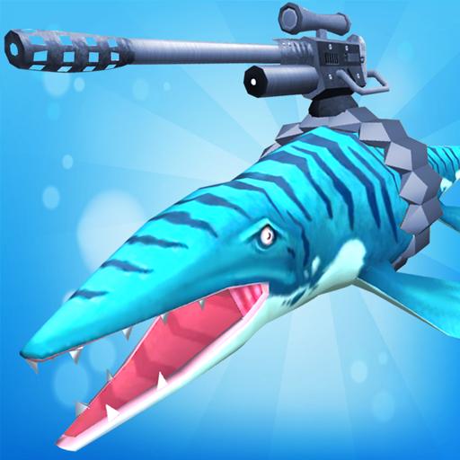 Jurassic Sea Attack