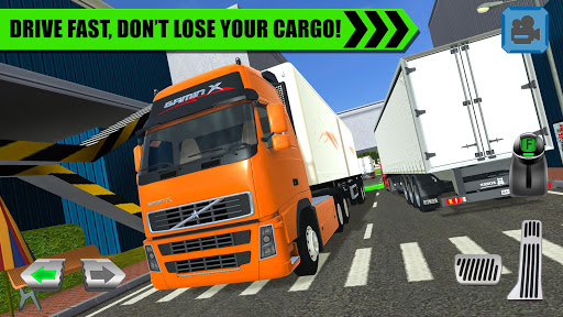 Truck Driver: Depot Parking Simulator 1.2 screenshots 4