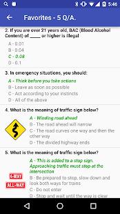 New York DMV practice test
