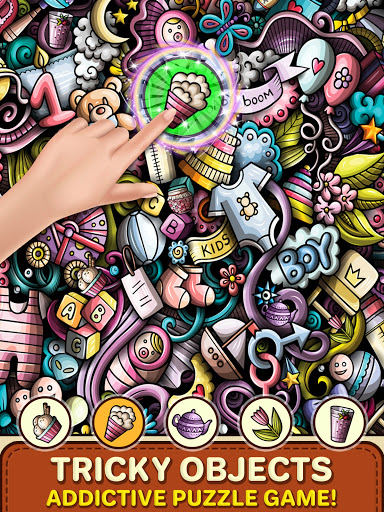 Find It - Find Out and Hidden Objects 1.2 screenshots 9