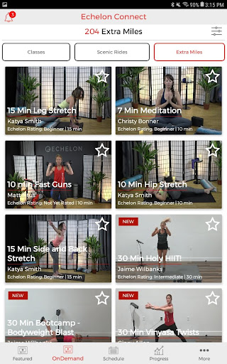 Echelon Fit 2.0.80 Screenshots 9