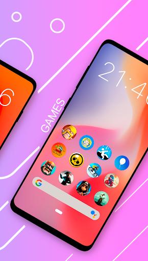 MIU 10 Pixel - icon pack 1.0.9 Screenshots 8