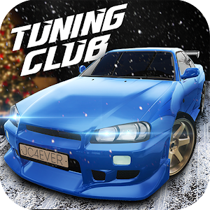 Tuning Club Online 0.3440 by Two Headed Shark logo