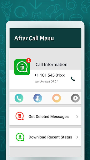 WhatsDeleted: Recover Deleted Messages 19.0 Screenshots 2