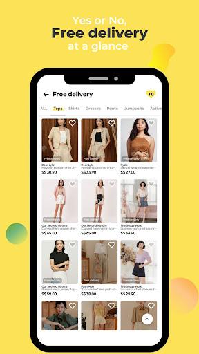 LiLi Style - All Fashion Shops Apkfinish screenshots 6