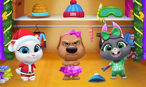 My Talking Tom Friends 1.5.1.4 screenshots 6