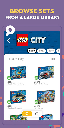 LEGOu00ae Building Instructions apkdebit screenshots 21