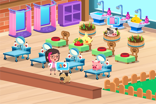 Animal Rescue - Pet Shop and Animal Care Game Screenshots 5