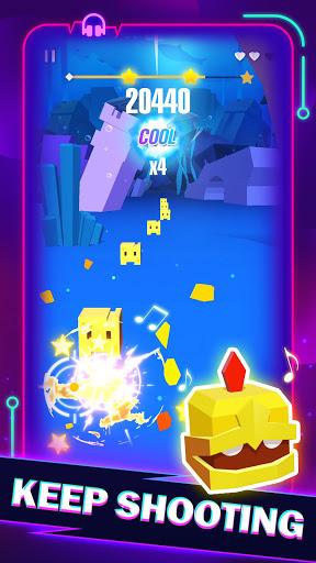 Beat Shooter - Music Rhythm Shooter: MUSIC BEAT 1.0.5 screenshots 3