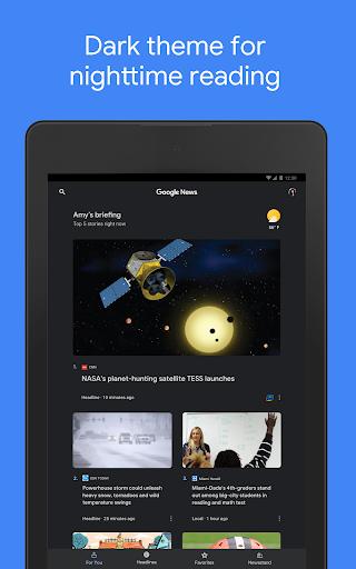 Google News - Daily Headlines android2mod screenshots 16