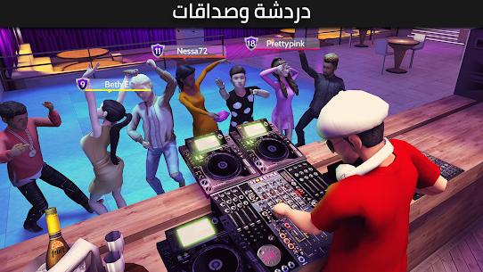 لعبة عالم Avakin Life  افتراضي ثلاثي الأبعاد مهكرة Mod 4