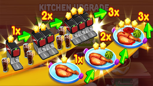 Cook n Travel: Cooking Games Craze Madness of Food 3.0 screenshots 7
