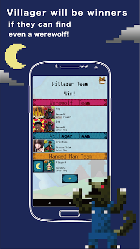 One Night Werewolf for mobile apkdebit screenshots 4