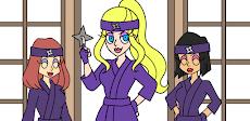 Draw Happy Ninja - Brain free drawing puzzle gamesのおすすめ画像1