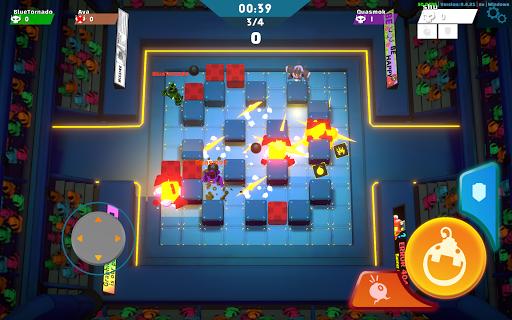 Bomb Bots Arena - Multiplayer Bomber Brawl  screenshots 11