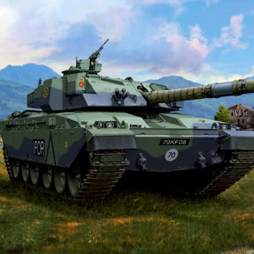 Tank Force: Free Tank Games About Tanki Online PvP