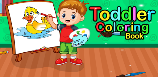 Toddler Coloring Book & Kids Painting Games - Apps On Google Play