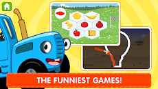 The Blue Tractor: 123 Learning Games for Babies!のおすすめ画像4