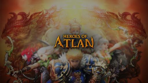 Heroes of Atlan screenshots 1