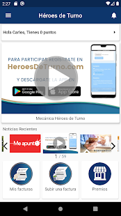 Héroes de turno 2.2 APK + Мод (Unlimited money) за Android