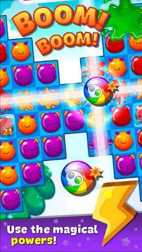 Candy Monsters Match 3 3.0.0 screenshots 2