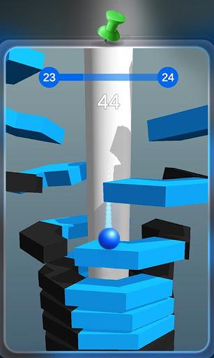 Happy Stack Ball-crush helix jump  screenshots 3