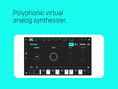 DRC - Polyphonic Synthesizer 2.8.3