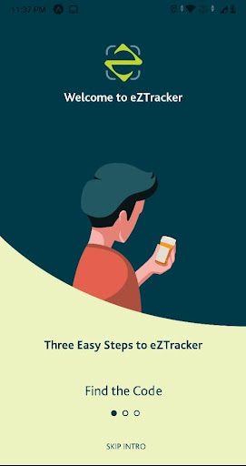 eZTracker - Safety in Each Scan 4.1.0 screenshots 1