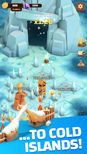 Idle Islands Empire: Building Tycoon Gold Clicker Mod Apk 1.0.7 8