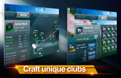 Perfect Swing - Golf  screenshots 7