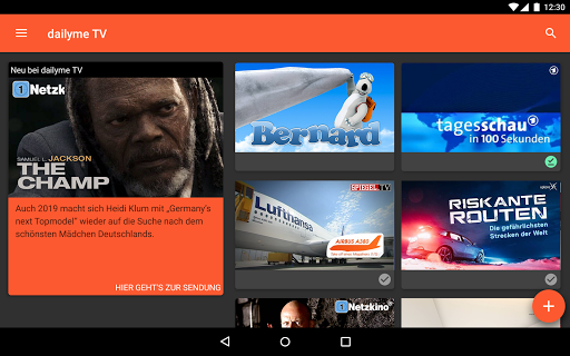 dailyme TV, Serien, Filme & Fernsehen TV Mediathek  screenshots 9
