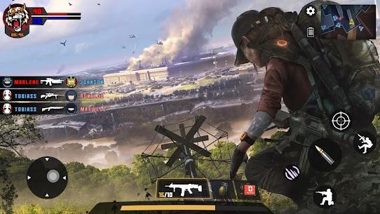 New Games 2021 Commando – Best Action Games 2021 4
