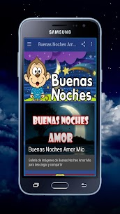 Buenas Noches Amor Mio 29.2 Android Mod + APK + Data 2