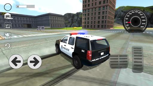 Police Car Drift Simulator 2.0 screenshots 1