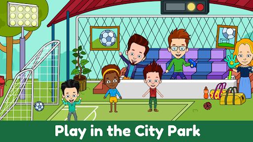 Tizi World: My Play Town, Dollhouse Games for Kids 6.2 Screenshots 18