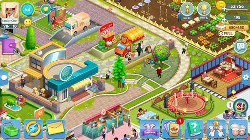 Star Chefu2122 2: Cooking Game 1.2.1 screenshots 8