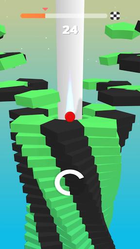 Helix Stack Blast 3D – Smash Jump Ball Tower Fall 1.2 screenshots 2