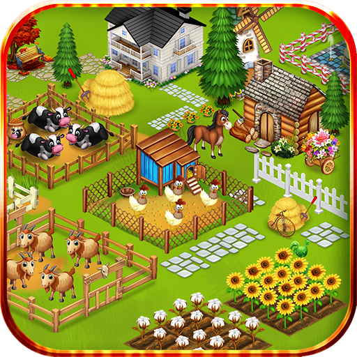 Baixar Big Little Farmer Offline Farm para Android