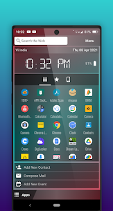 Chroma Launcher For Android 3