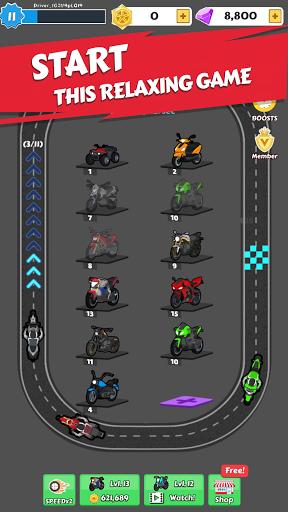 Merge Bike game 1.1.49 screenshots 2