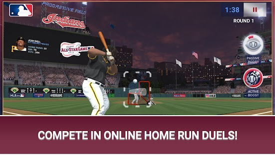 MLB Home Run Derby Screenshot